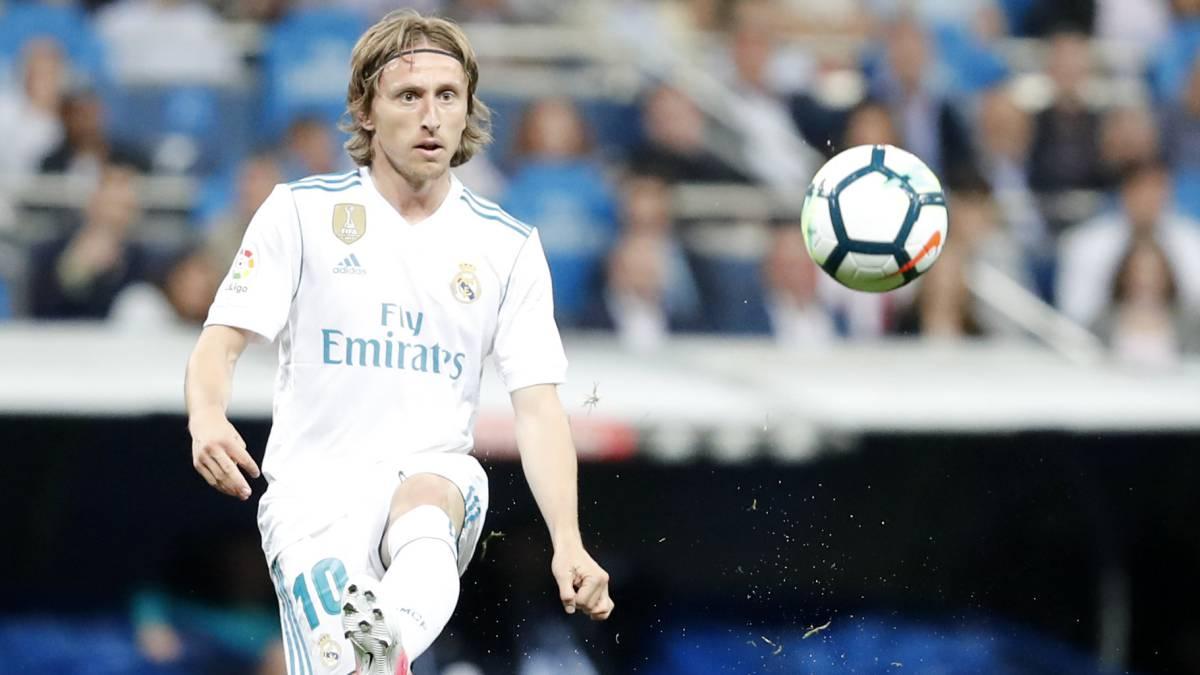 """Inter, pessimismo per Modric. Spalletti: """"Forti anche senza di lui"""""""
