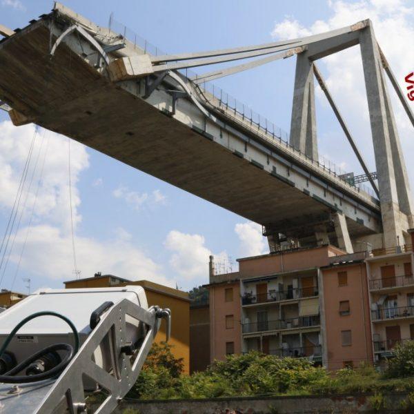 Ponte Morandi, Autostrade presenta il progetto ma il M5S dice