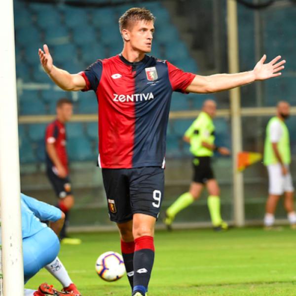 Coppa Italia, show di Piatek nel Genoa. Udinese out col Benevento