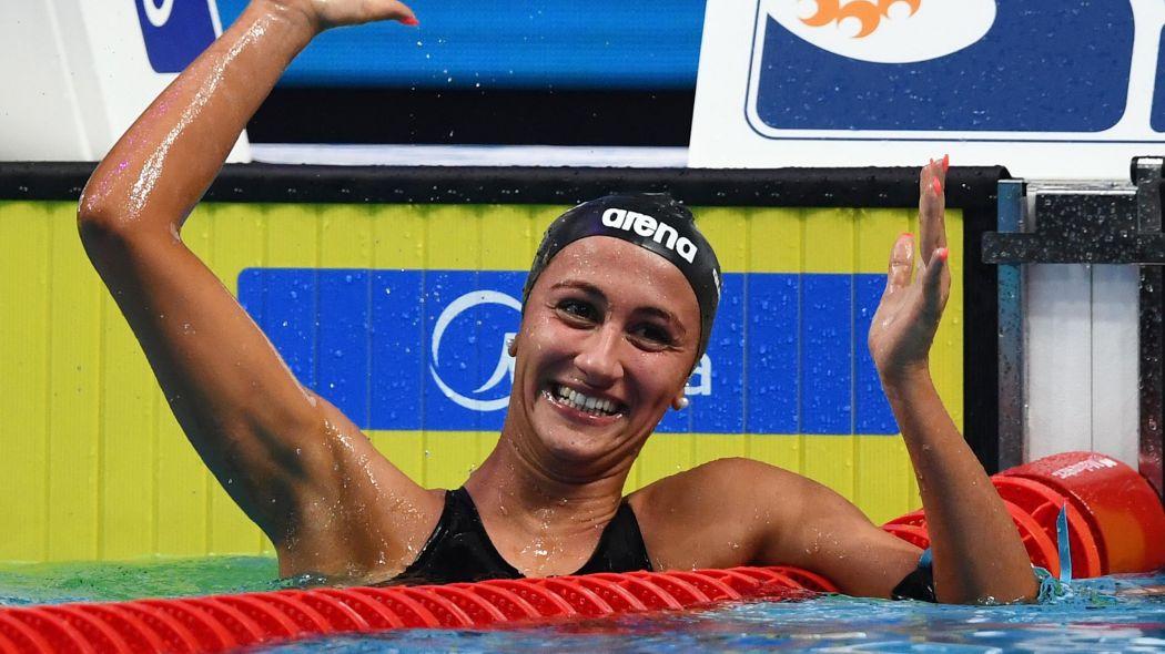 Europei nuoto, show azzurro. Tris Quadarella, oro Codia e Panziera