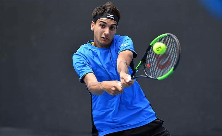 Qualificazioni Australian Open, avanti Sonego e Lorenzi. Eliminato Bolelli