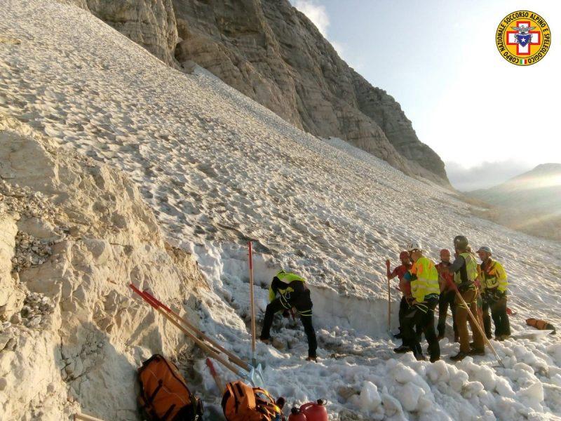 Friuli, speleologo bloccato, monte canin, soccorsi stefano guarniero, risalita da grotta