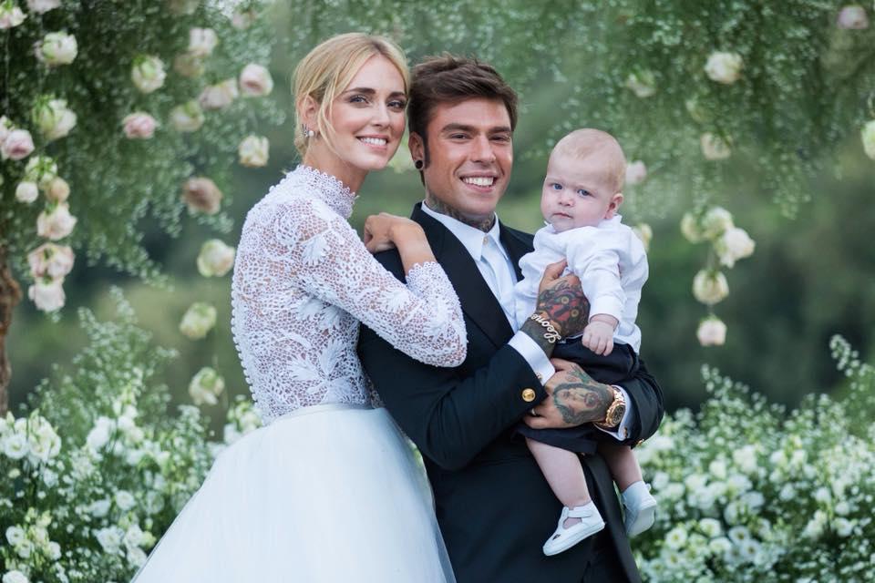 Gossip, dopo il matrimonio i Ferragnez progettano il secondo figlio