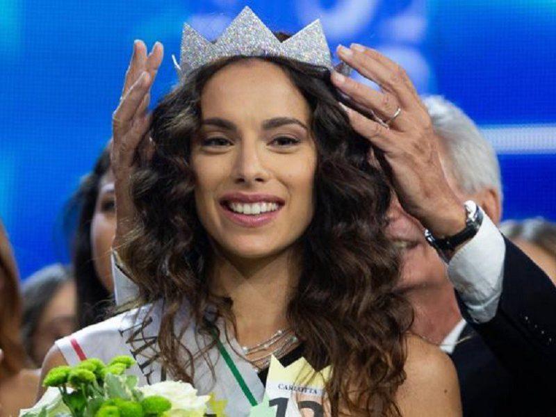 carlotta maggiorana rischia il titolo di miss italia 2018