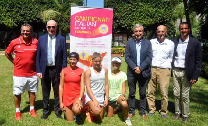Tennis, a Palermo campionati femminili Under 14 e ITF juniores