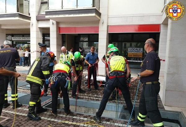 Padova, trovato vivo il 76enne scomparso: era in un tombino