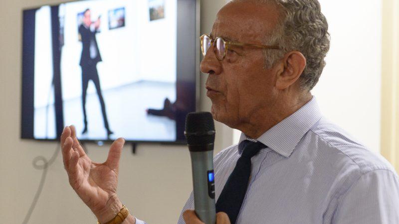 "Palermo, Burhan Ozbilici: ""Ho messo a rischio la mia vita"""