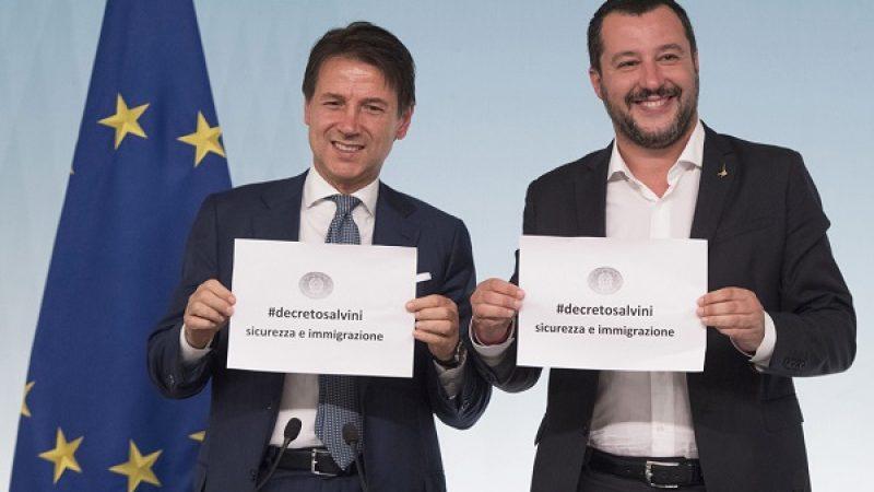 Dl sicurezza e immigrazione, ok dal Cdm. Salvini: