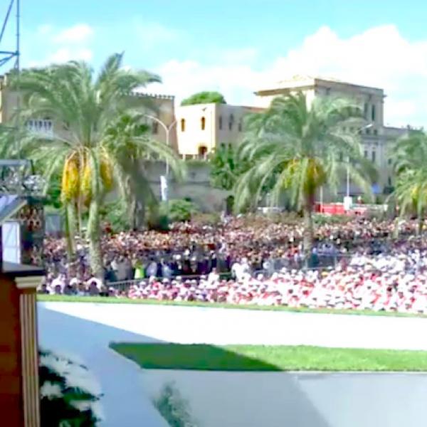 Il Papa a Palermo nel ricordo di '3P':