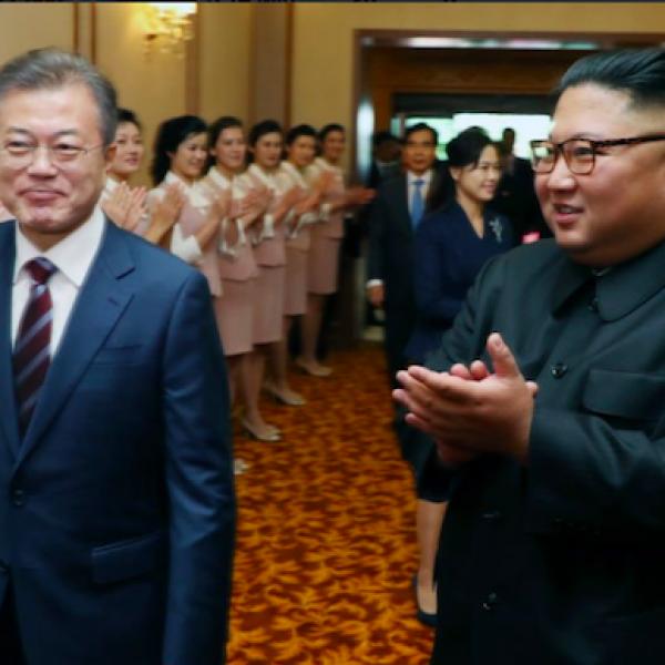 Pace in Corea, Kim e Moon firmano accordo