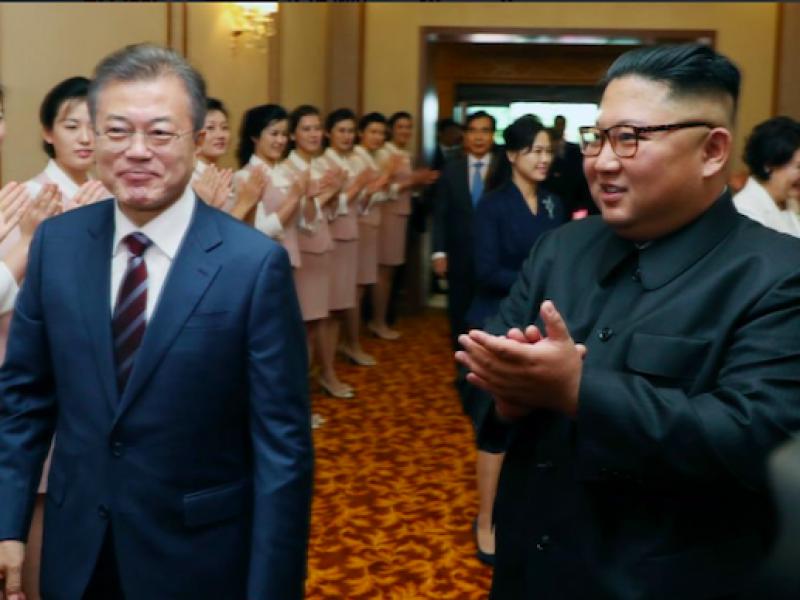 accordo coree, accordo coree nucleare, corea, coree, denuclearizzazione coree, pace corea