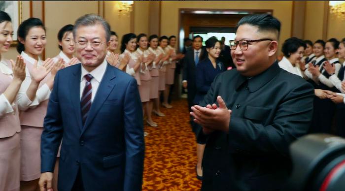 """Pace in Corea, Kim e Moon firmano accordo """"per ridurre tensioni"""""""
