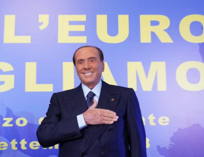 """Berlusconi si candida alle Europee: """"Lo faccio per responsabilità"""""""