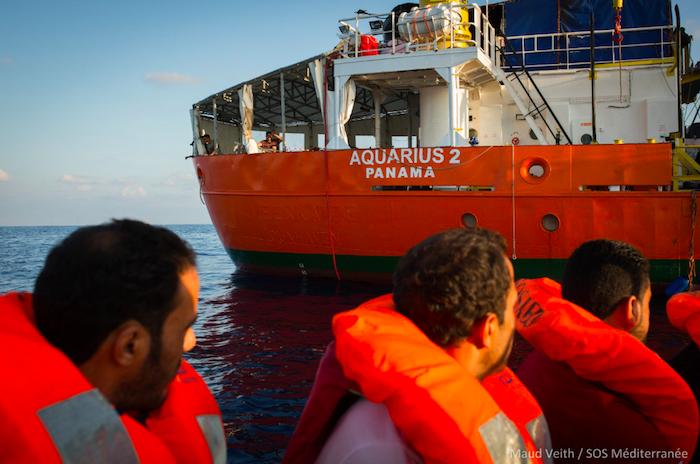 """SOS Méditeranée accusa l'Italia: """"Pressioni su Panama per bloccare Aquarius 2"""""""