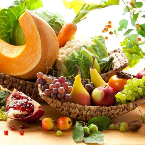 Zucca, funghi, uva e gli altri: i 5 superfood dell'autunno