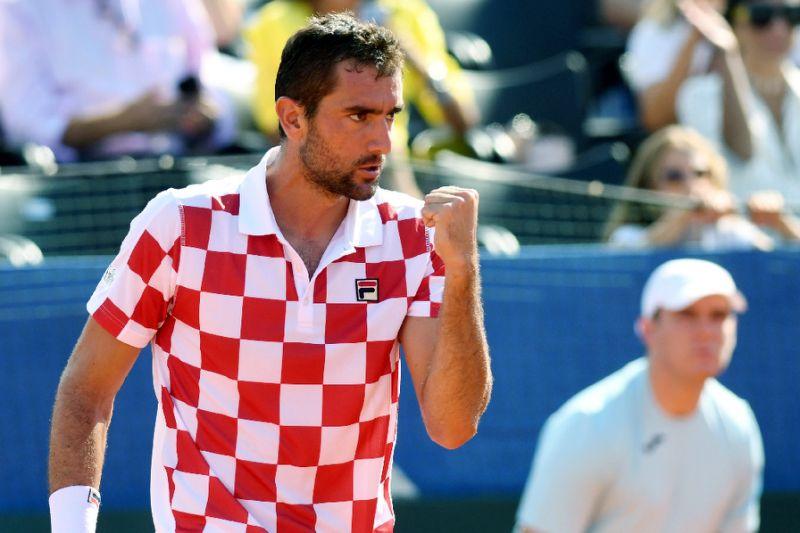 Coppa Davis, le semifinali: Croazia e Francia già sul 2-0