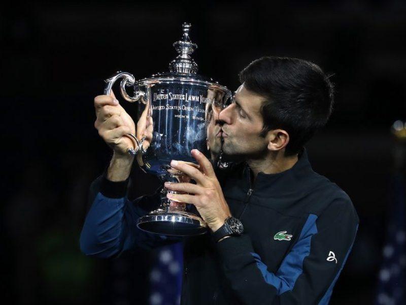 Djokovic US Open finale