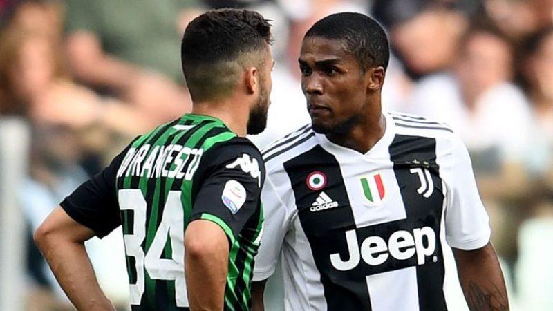 Juventus, quattro giornate di squalifica per Douglas Costa