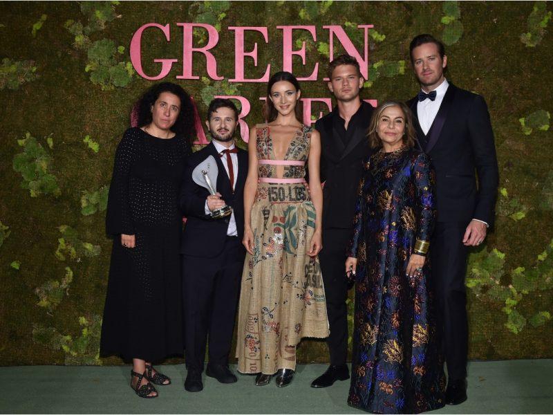 i vincitori dei green carpet fashion awards