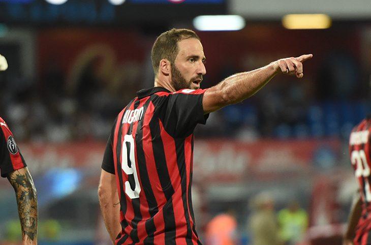 Serie A, i risultati della 19a giornata: Higuain completa la rimonta Milan