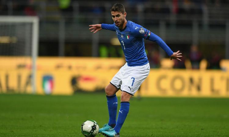 Nazionale, Jorginho salva gli azzurri su rigore: con la Polonia è 1-1