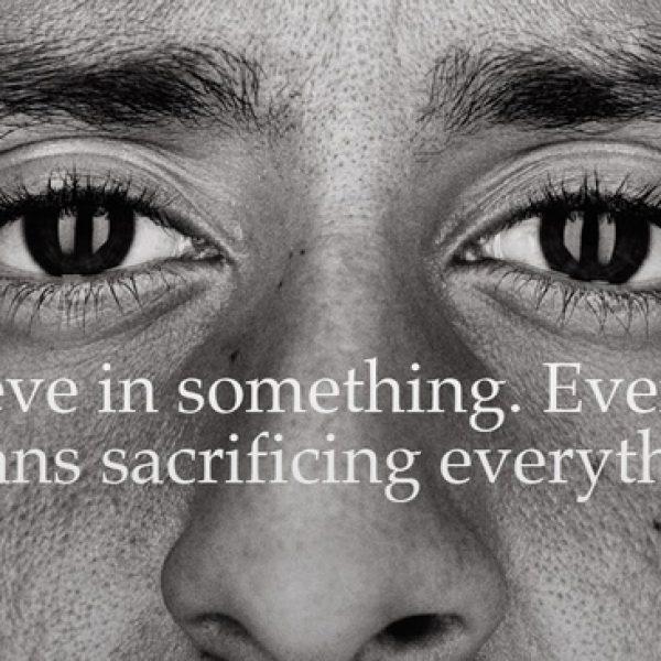 Nike, Kaepernick volto della nuova pubblicità. Polemica negli USA