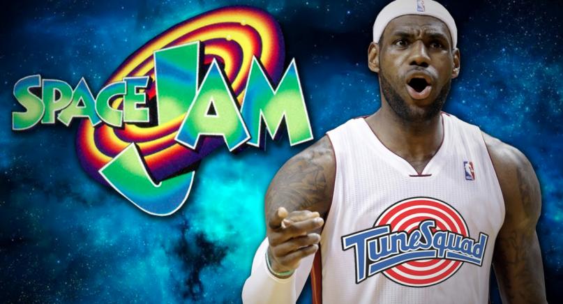 NBA, LeBron come Jordan: sarà protagonista del sequel di Space Jam