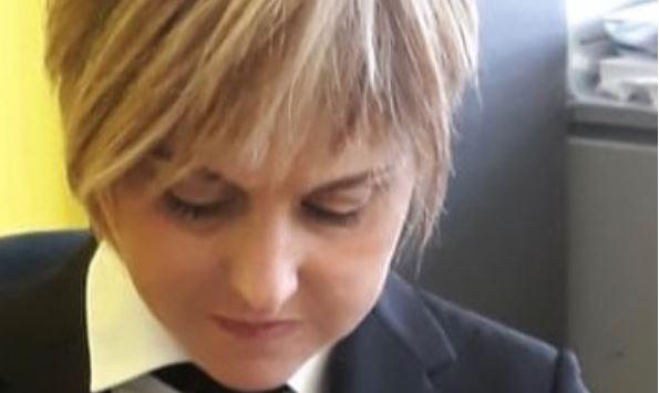 """Nadia Toffa torna in tv: """"Iena con parrucca spettinata…manca poco!"""""""