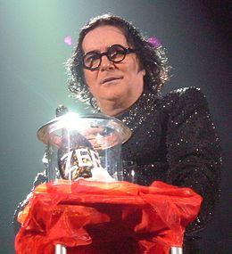 Buon compleanno Renato Zero, il cantante compie 68 anni