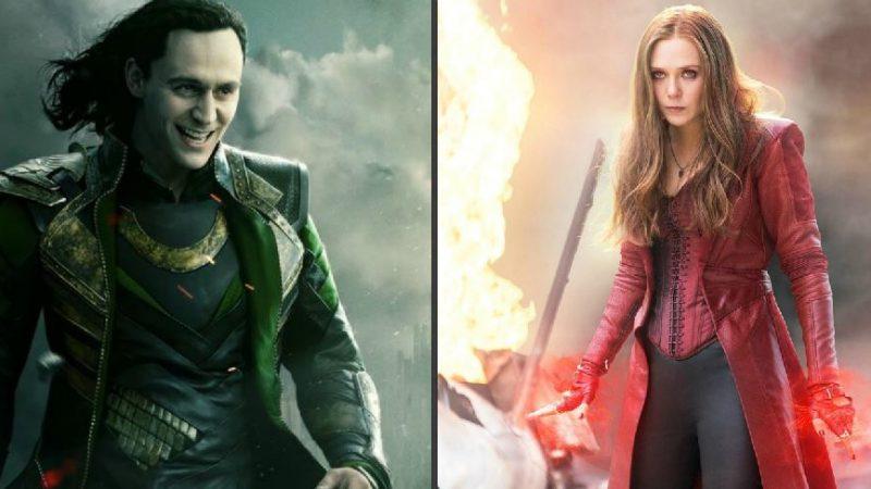 Serie tv, Loki e Scarlet Witch nello streaming Disney