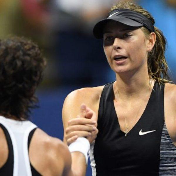 US Open, Suarez Navarro elimina la Sharapova. Keys avanti tutta