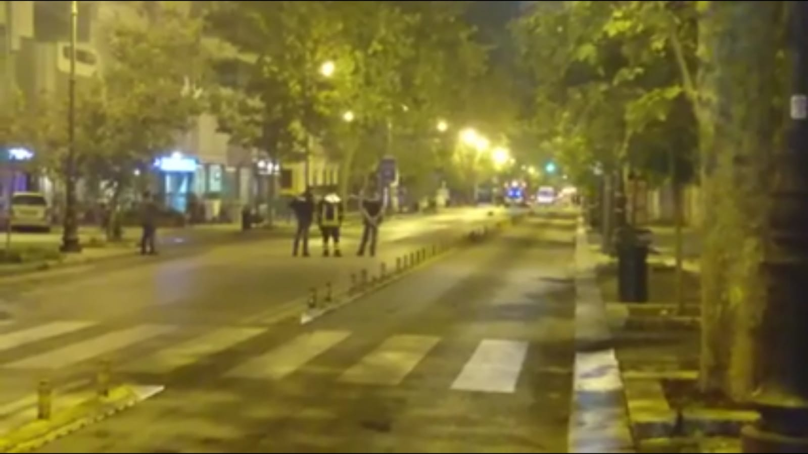 Palermo, allarme bomba in via Libertà: strada transennata