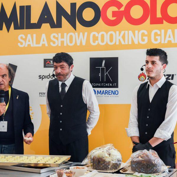 Milano Golosa, trionfo per i fratelli Fiasconaro