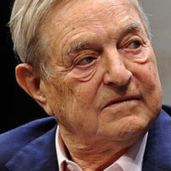 Usa, ordigno nella buca lettere di Soros