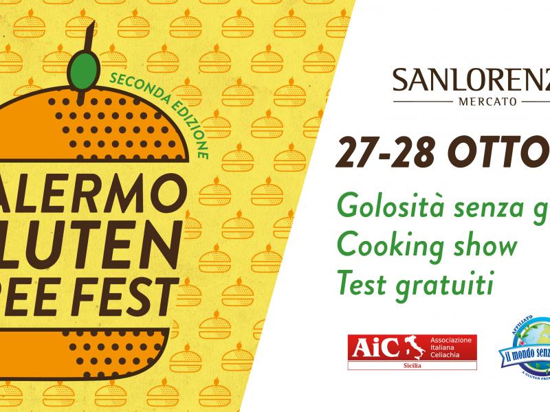 evento gluten free a san lorenzo mercato