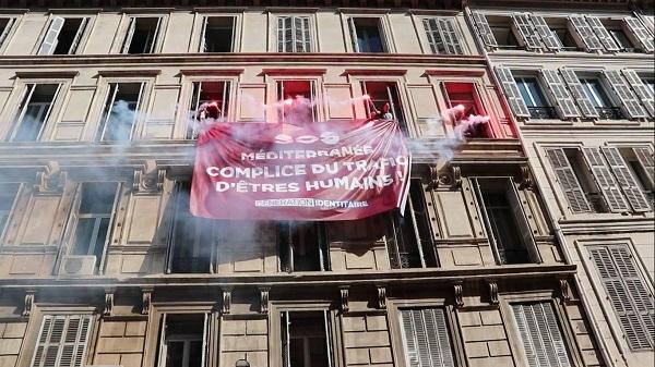 Migranti, attaccata la sede di Sos Mediterranee a Marsiglia
