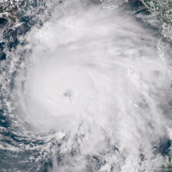 Usa, l'uragano Michael incombe sulla Florida: