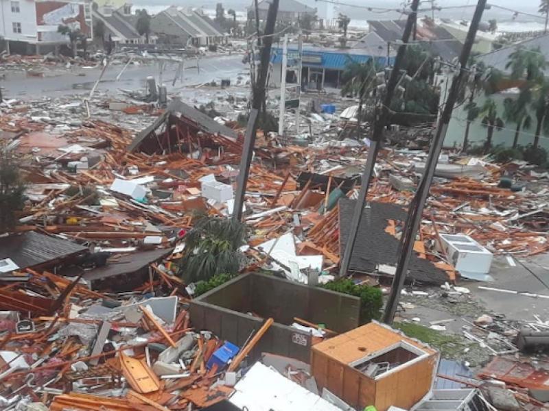 Florida, maltempo Florida, Michael, uragano Florida, uragano Michael