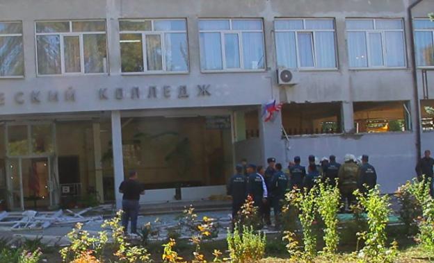 Crimea, bomba in una scuola: almeno 18 morti e 70 feriti