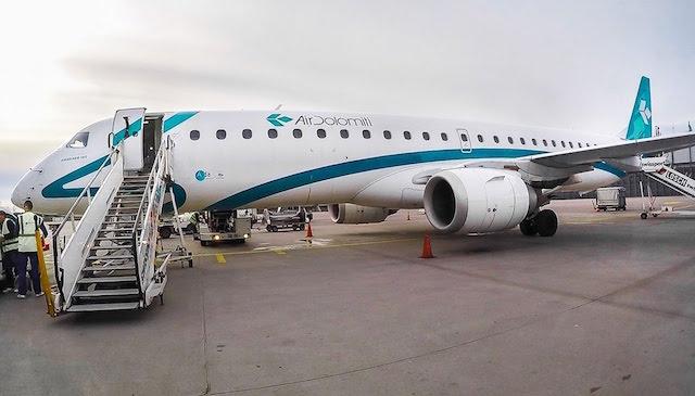 Air Dolomiti, 500 nuove assunzioni