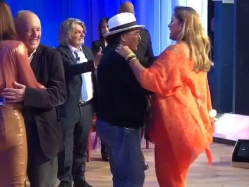 al bano e romina ospiti maurizio costanzo show 31 ottobre 2018