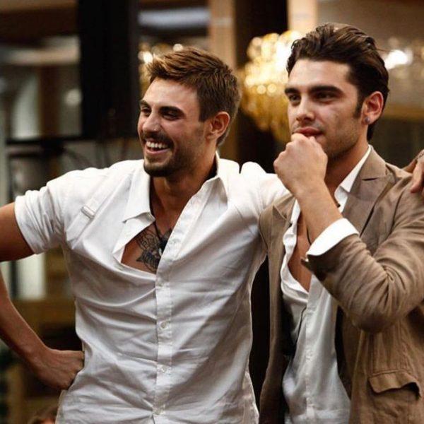 Bacio tra Stefano Sala e Francesco Monte, la notte si riscalda al GF Vip