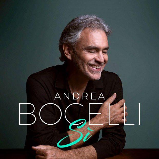 Andrea Bocelli: dopo 14 anni il suo nuovo album