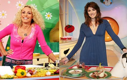 Antonella Clerici di nuovo alla Prova del Cuoco? Bosin risponde