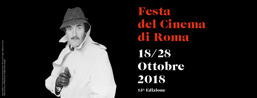 "Festa del Cinema di Roma 2018, red carpet ""total black"""