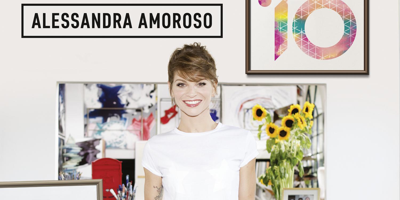 """Forum Palermo, Alessandra Amoroso firma le copie di """"10"""""""
