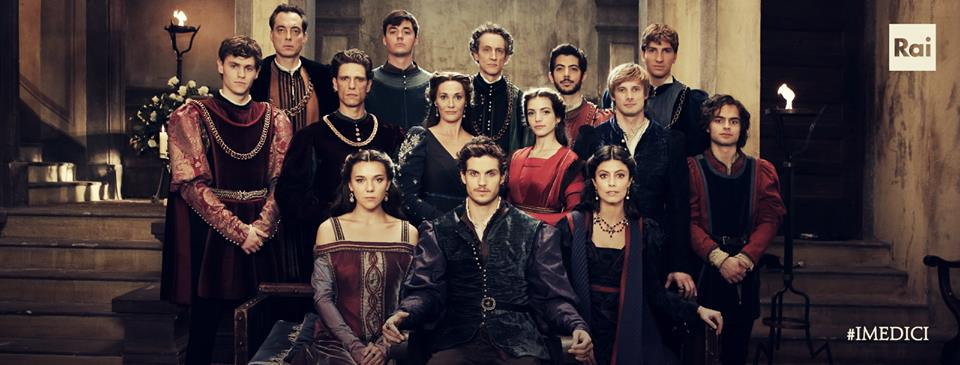 "Fiction, torna su Rai 1 ""I Medici 2"""