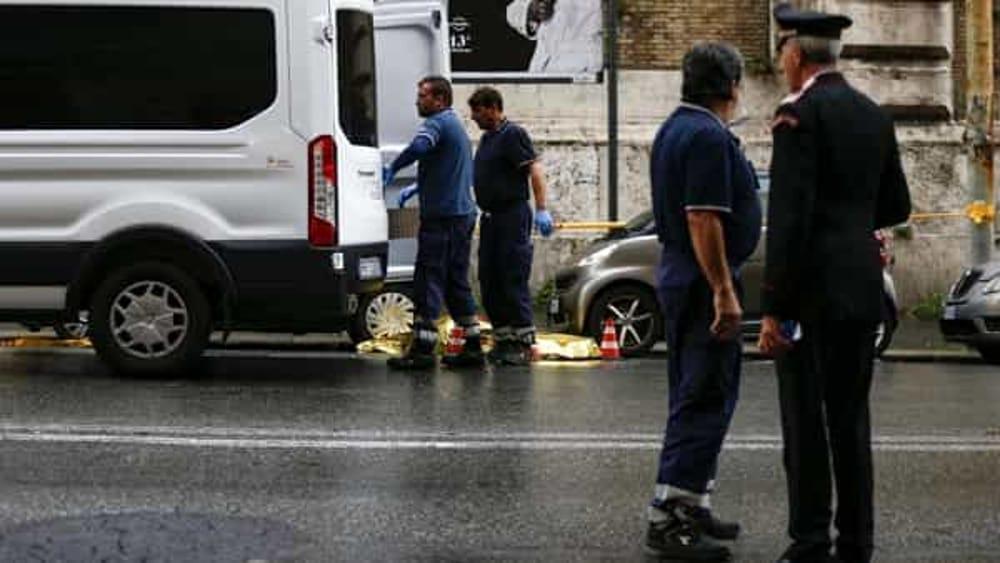 Roma, viceprefetto travolto sulle strisce pedonali