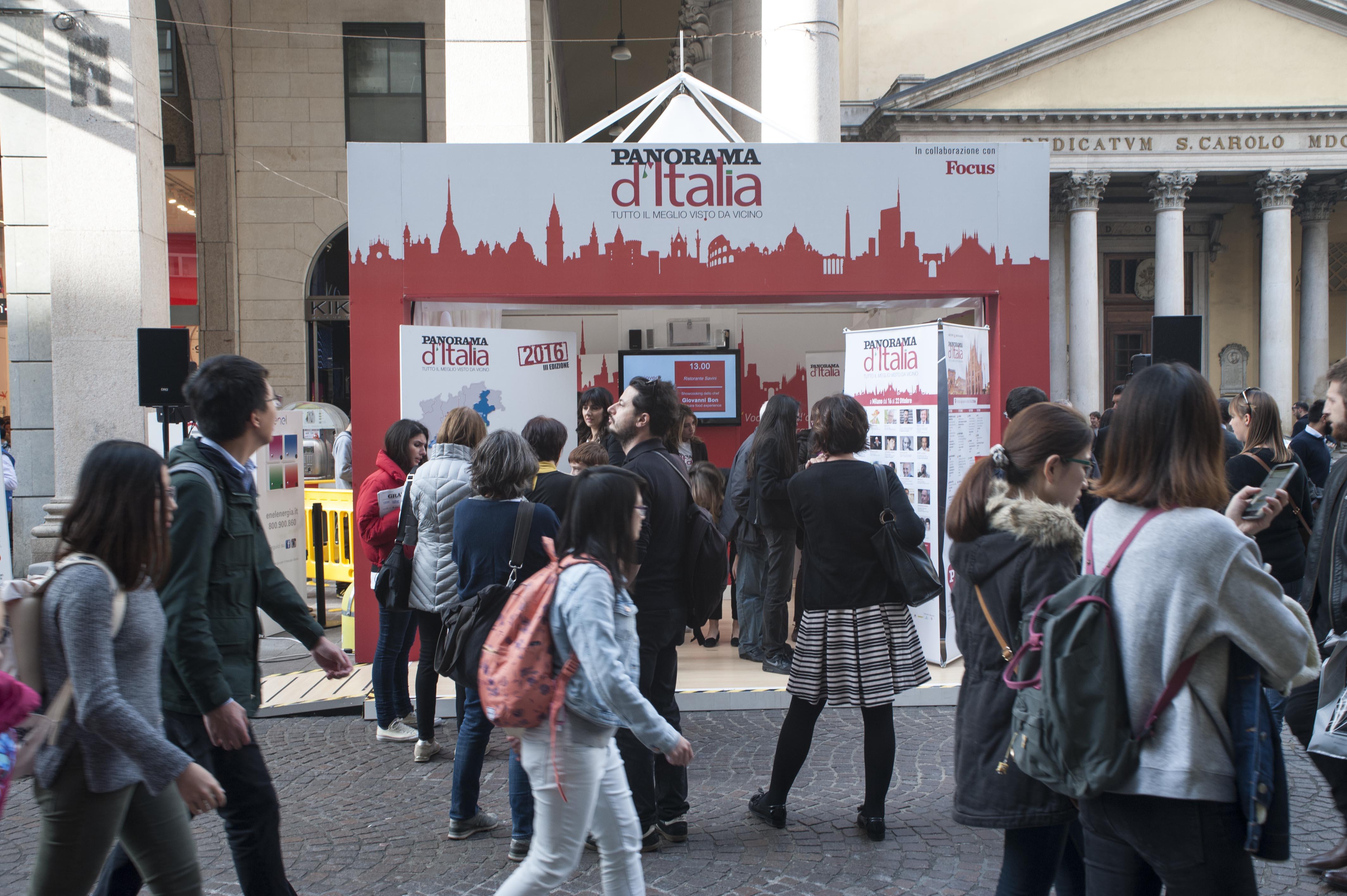 Panorama d'Italia fa tappa a Palermo, ecco il programma