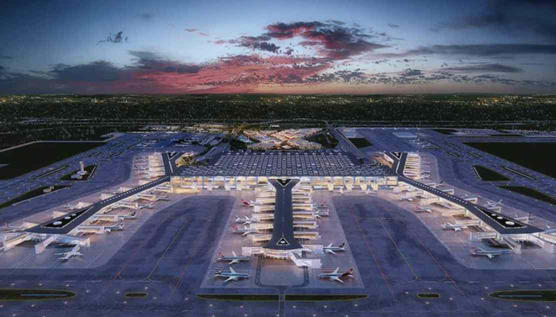 Istanbul: Erdogan inaugura l'aeroporto più grande del mondo